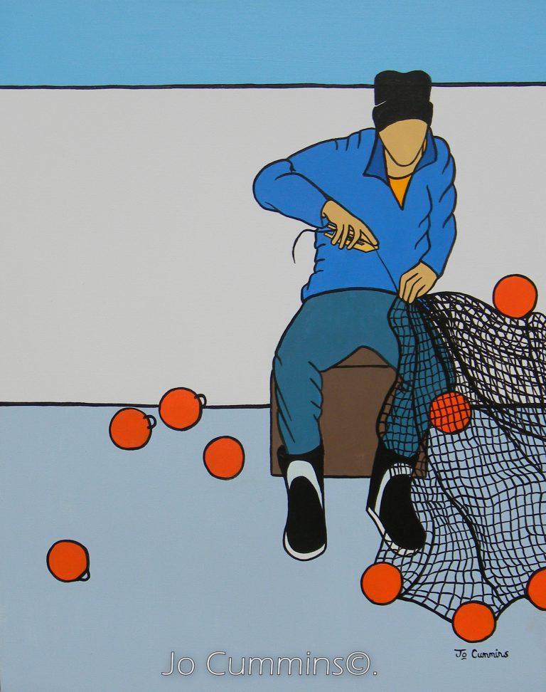 mending the nets
